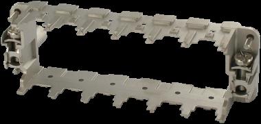 B24 frame (female) for 6 modules