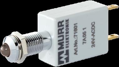 LED-display white 230V AC/DC IP67