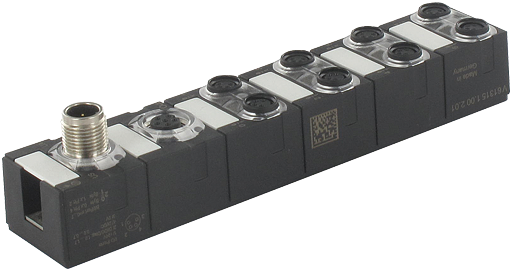 CUBE67 I/O EXTENSION MODULE, 16 multifunction channels
