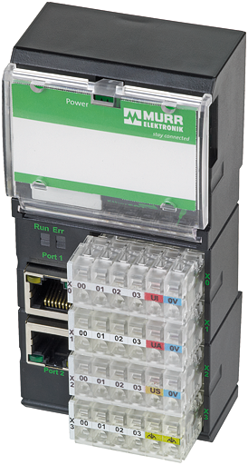 IMPACT20 PROFINET IO, DIGITAL IN-/OUTPUT MODULE