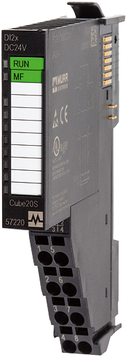 CUBE20S DIGITAL OUTPUT MODULE DO8